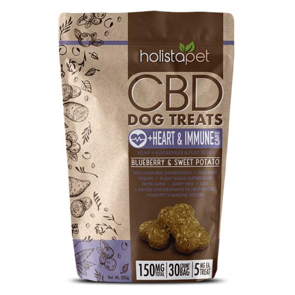 Heart & Immune Care CBD dog treats