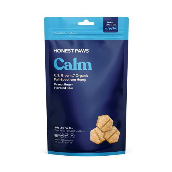 Honest Paws Calm Bites