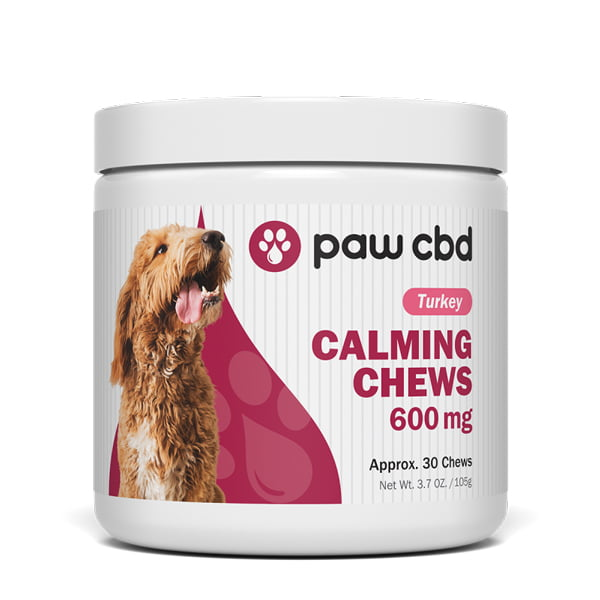 Pet CBD Calming Soft Chews