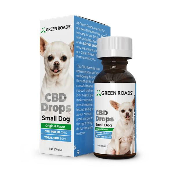 Pet CBD Drops Small Dog