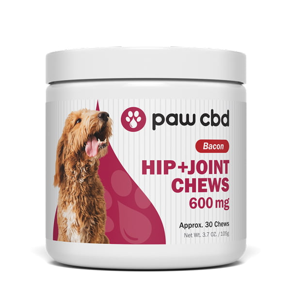 Pet CBD Hip & Joint Soft Chews