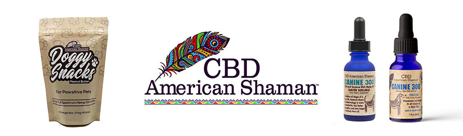 CBD American Shaman banner