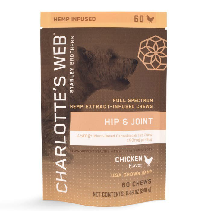 Hip and Joint Chews for Dogs